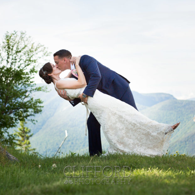 June Wedding at NH Mountainside Resort