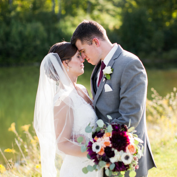 Clifford Photography | NH Wedding at Ragged Mountain